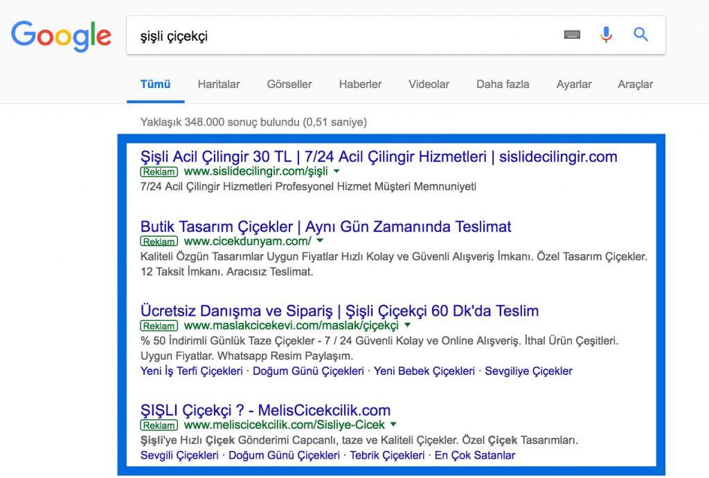 google reklamları adwords danışmanı