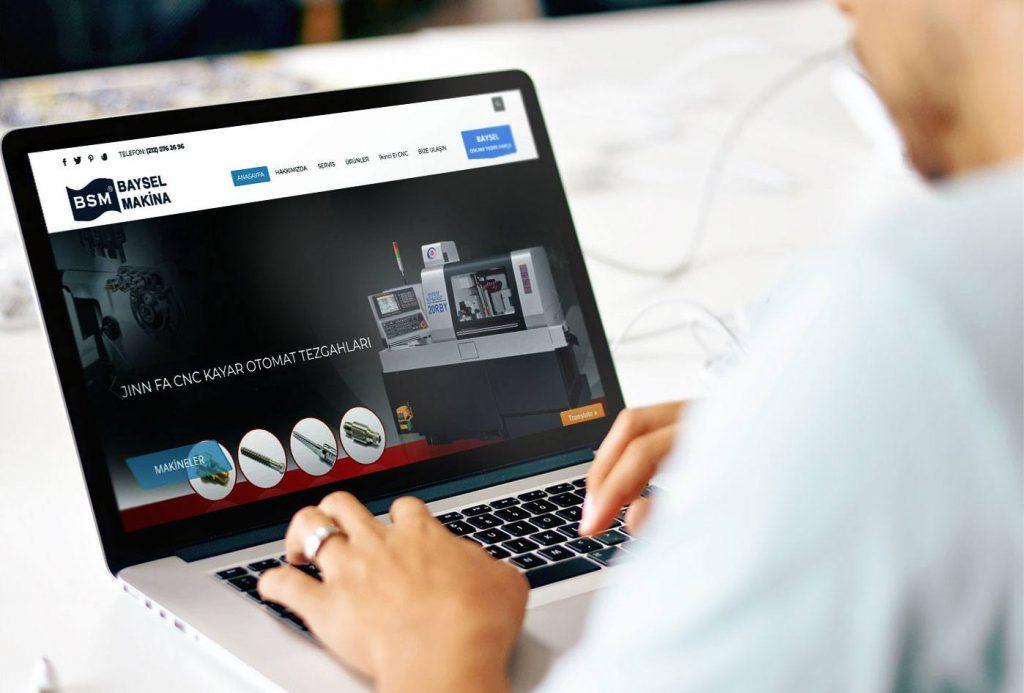 kurumsal profesyonel internet sitesi tasarım